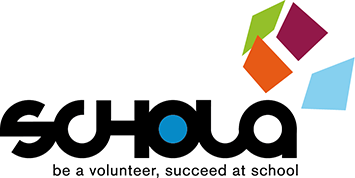 Schola - Be a volunteer, succed at school